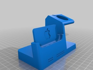 in 3D dock sac iwatch Apple 5