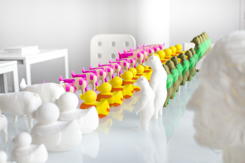 Tạo mẫu bộ đồ chơi Puzzle 3D. IN 3d BỘ ĐỒ CHƠI Puzzle 3D. tạo mâu in 3d