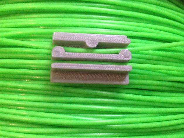 Kẹp đầu dây nhựa in 3D