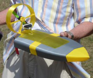 in 3D giúp chế mô hình thuyền đua RC