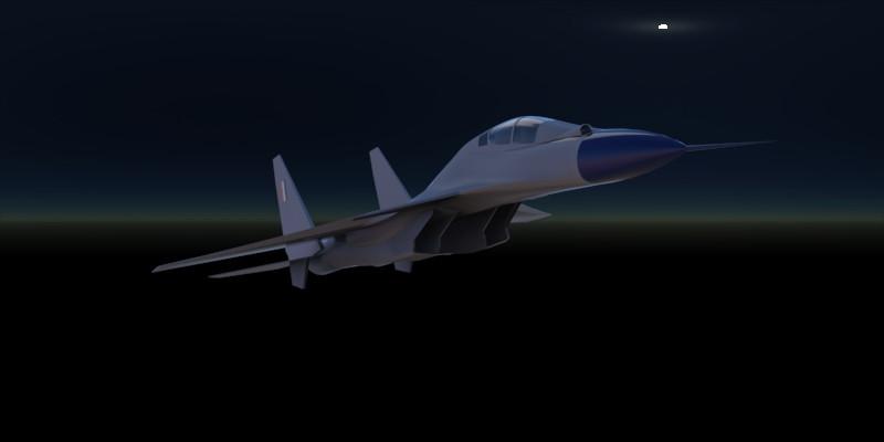Mô hình máy bay Su30 ... in3D